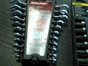 ULTRA STEEL Wrench 11 PIECE WRENCH SET
